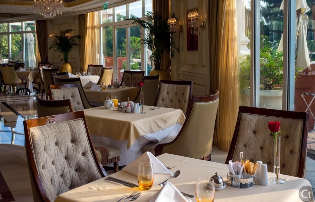 Breakfast at Brunello Restaurant
