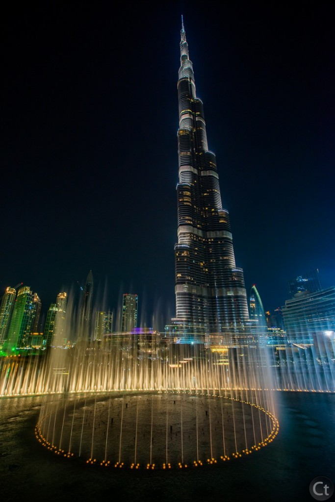 Can't get enough of Burj Khalifa!