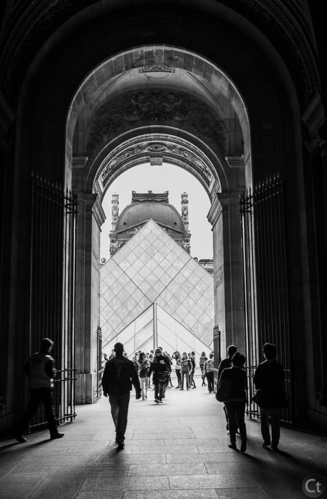 Passage, Musée du Louvre