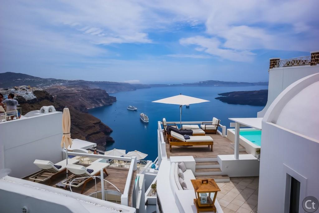 Upscale Hotels in Imerovigli