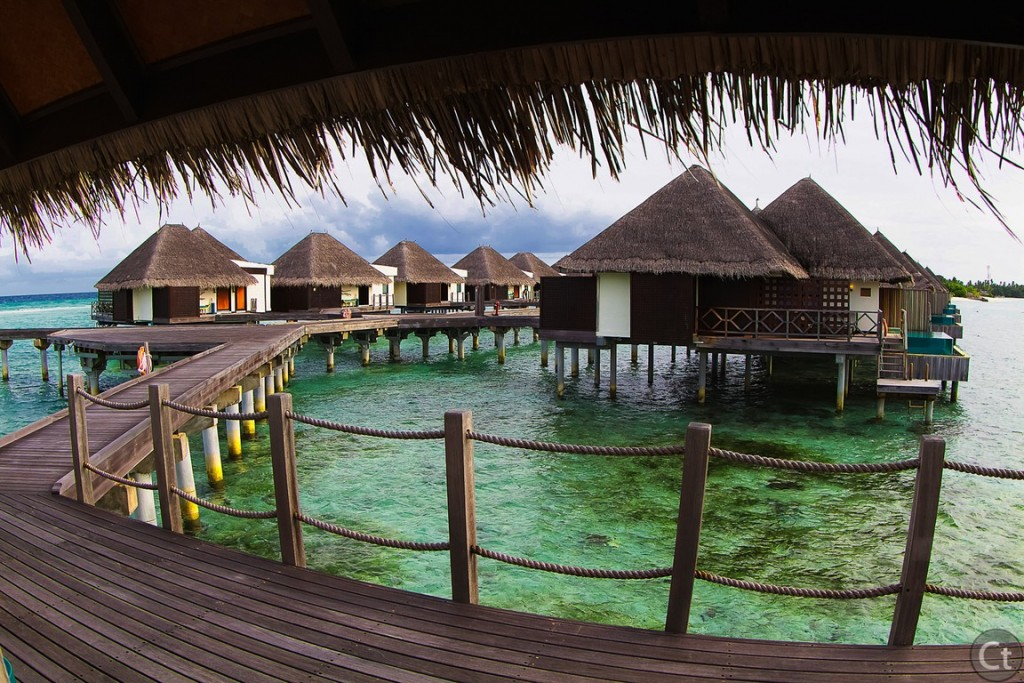 Christina tan four seasons kuda huraa maldives for Water s edge cabins of berlin