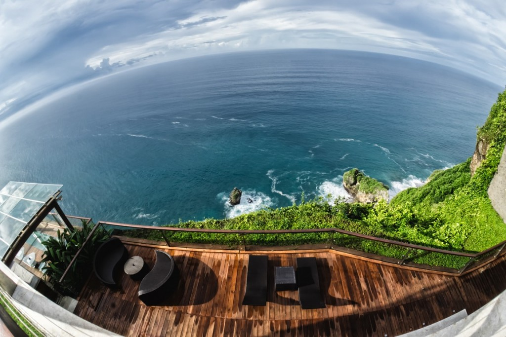 A million dollar view