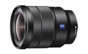 Sony FE 16-35mm f/4 ZA