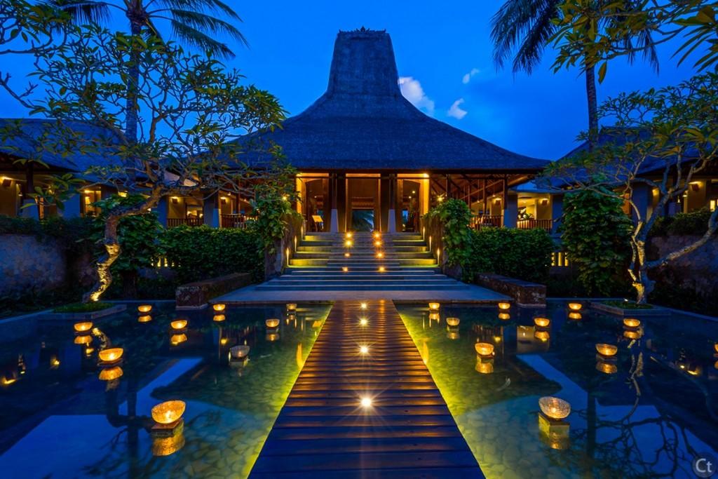 Maya Ubud Lobby
