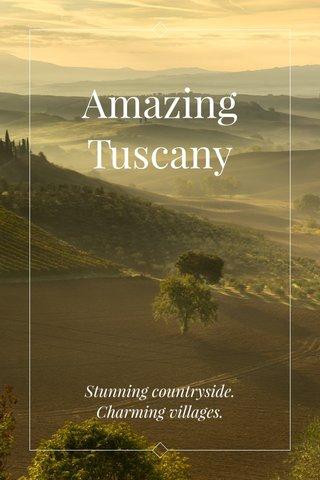 Tuscany Steller Story